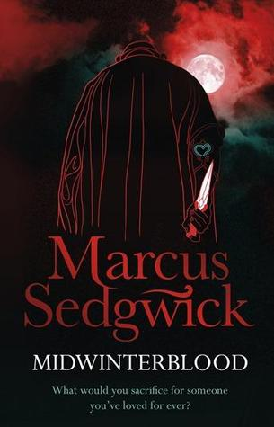 Book cover Midwinterblood Marcus Sedgwick