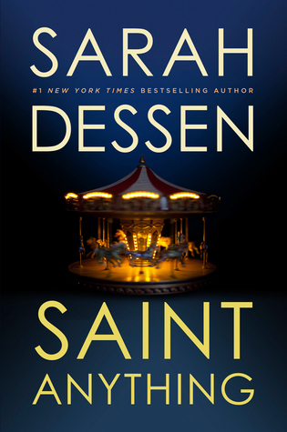 Book Review | Saint Anything | Sarah Dessen