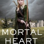 Book cover Mortal Heart Robin LaFevers