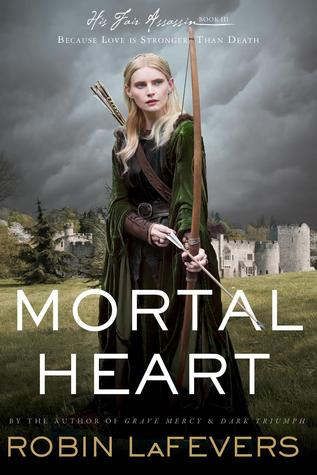 Audiobook Review | Mortal Heart | Robin LaFevers