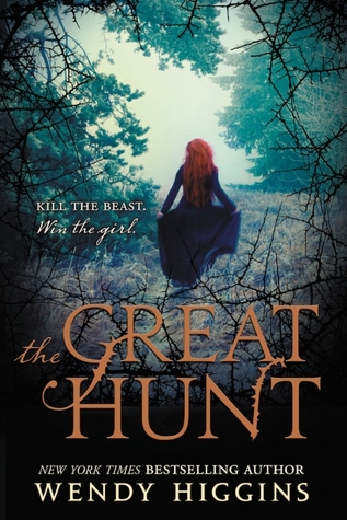 Book cover The Great Hunt Wendy Higgins