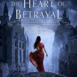 Book cover The Heart of Betrayal Mary E. Pearson