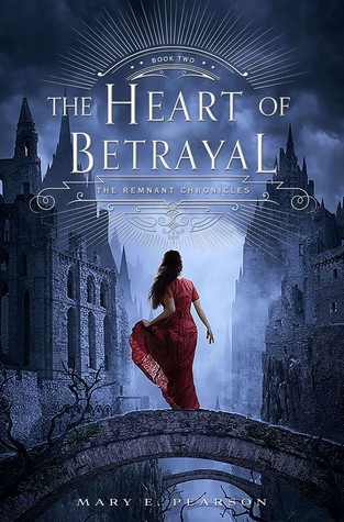 Book Review | The Heart of Betrayal | Mary E. Pearson