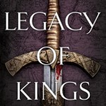 Book cover Legacy of Kings Eleanor Herma