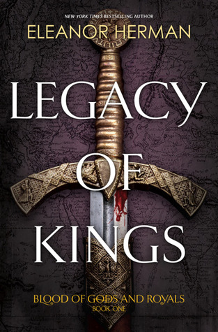 Book Review | Legacy of Kings | Eleanor Herman