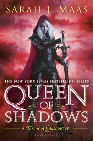 Book Review | Queen of Shadows | Sarah J. Maas
