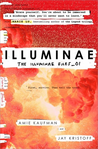 Book Review | Illuminae | Amie Kaufman & Jay Kristoff