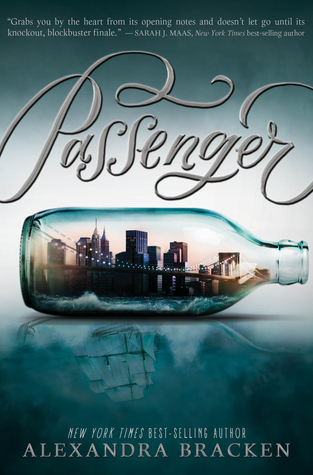 Book Review | Passenger | Alexandra Bracken