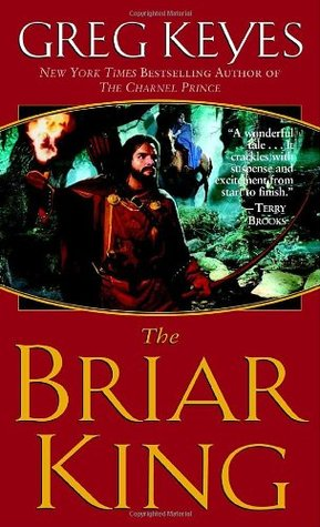 Book cover The Briar King Greg Keyes