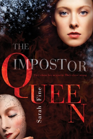 Book Review | The Impostor Queen | Sarah Fine