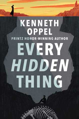 Book cover Every Hidden Thing Kenneth Oppel
