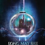 Book cover Long May She Reign Rhiannon Thomas