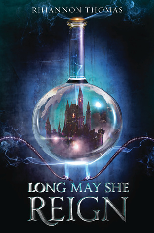 Book Review | Long May She Reign | Rhiannon Thomas