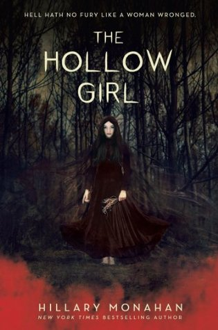 Book cover The Hollow Girl Hillary Monahan