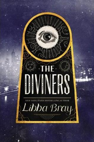 Book cover The Diviners Libba Bray